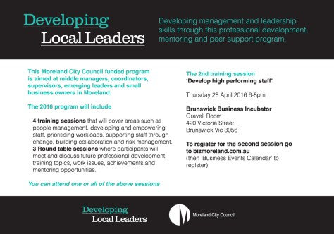 2nd session - high performing staff- Developing Local Leaders - Email image - OLHR(3)